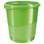 Odpadkový koš Esselte Europost VIVIDA VIVIDA Zelená