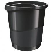 Odpadkový koš Esselte Europost VIVIDA VIVIDA Černá