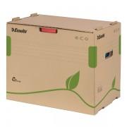 Archivační kontejner na pořadače Esselte Eco Přírodní hnědá