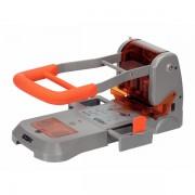 Velkokapacitní děrovačka Rapid Supreme HDC300 300listů Stříbrná/Oranžová