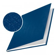 Tvrdé desky Leitz impressBIND, 10.5 mm Modrá