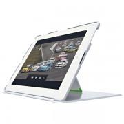Pevné pouzdro se stojánkem Leitz Complete pro iPad/iPad 2 Bílá