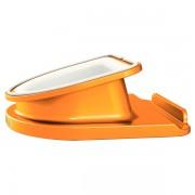 Otočný stojánek Leitz Complete WOW pro iPad/tablet PC Metalická oranžová