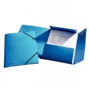 Prešpánové desky na spisy Esselte Rainbow Modrá A4