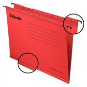 Zesílené závěsné desky Esselte Pendaflex® Červená
