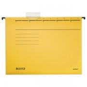 """Závěsné desky Leitz ALPHA® typu """"V"""" Žlutá"""