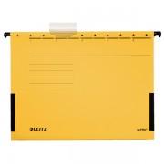 Závěsné desky Leitz ALPHA® s bočnicemi Žlutá